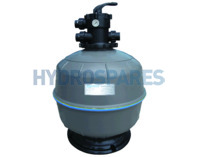 "Waterco Exotuf Top Mount Sand Filter - 20"" Tank"