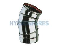 Stainless Steel Adjustable Elbow 0-90 Degree