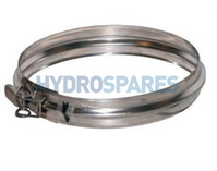 Stainless Steel Flue Clamp Bands
