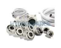 Superflow Whirlpool DIY Kit - 6 Jet System