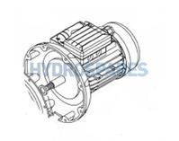 HydroAir AG Pump Spare Motor