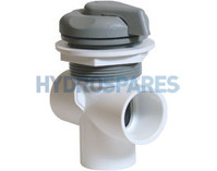 "Waterway Divert Valve 1.0"" - 2 Port"