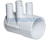 Waterway Water Manifold 4 Barb