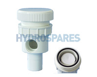 Koller Aromatherapy Container with Check Valve
