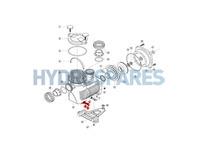 Kripsol KSE Pump - Drain Plug & O-Ring