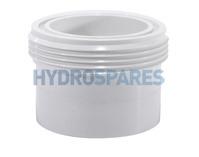 "HydroQuip Heater Tailpiece 1.5"""