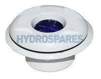 "Eyeball Wall Inlet - 1.50"" - Liner"