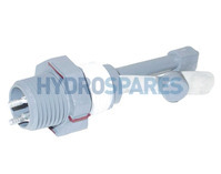 "Harwil Flow Switch: 1-1/2"" NPT"