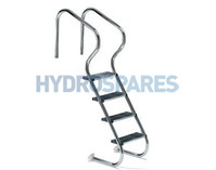 Easy Access Model Ladder - 3 treads