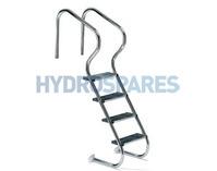 Easy Access Model Ladder - 4 treads