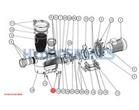 Drain Plug (No. 12) Hydrostar MKIII