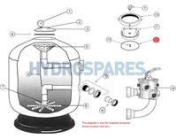 Lid O-ring SM650
