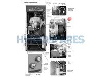 Genie Gas Heater - Boiler Fan (M2138)