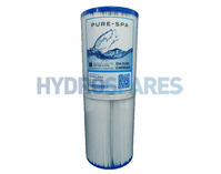 Pure Spa Cartridge Filter - PS-RB50 - 129 x 338