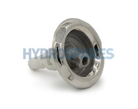 """Wellis Jet Front - 5"""" - Rotational - Grey/Stainless"""