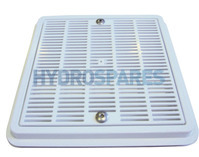 Drain Grille for Concrete Pools 252 mm x 252 mm