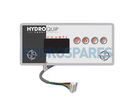 HydroQuip Topside Control Panel - Eco 8