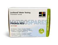 Phenol Red Test Tablets - 250