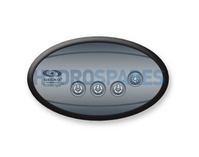 Gecko Auxiliary Topside Control Panel - in.k120