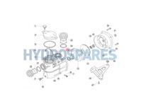 KSE Spare Part - Diffuser O-Ring (No.11)