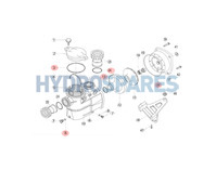 KSE Spare Part - Gasket Kit