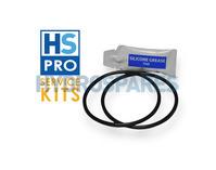 "HS Pro Service kit - Waterway 2.5"" Pump Unions"