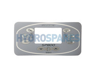 SpaQuip / Davey SP800 Overlay