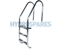 "Stainless Steel Ladders - 1.7"" / 43mm"