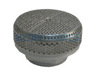 CMP SUCTION S/Steel Cover Only