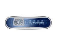 Balboa Topside Control Panel - TP400W