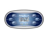 Balboa Topside Control Panel - TP600