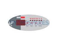 Gecko TSC-9-GE1 Overlay
