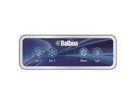 Balboa Auxiliary Topside Control Panel - VX40D