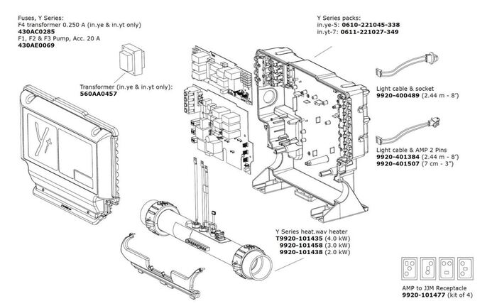 Spare Part Diagram