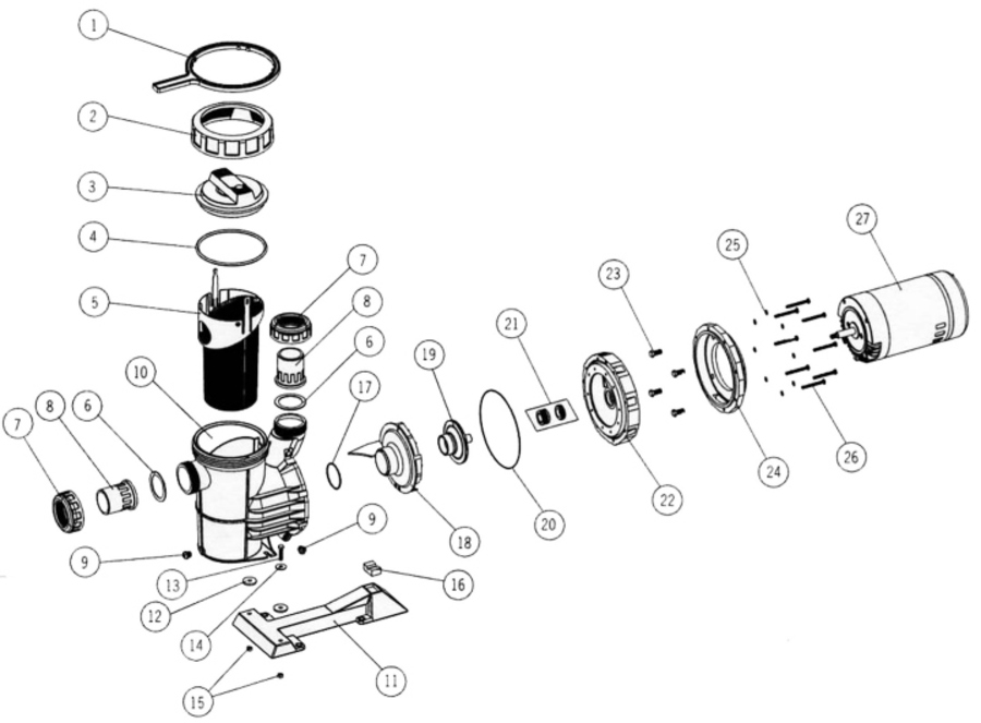 Astral Victoria Pump