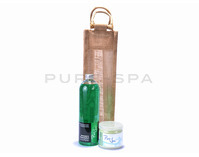 Pure-Spa Low Foam Essence & Bath Salts Gift Set