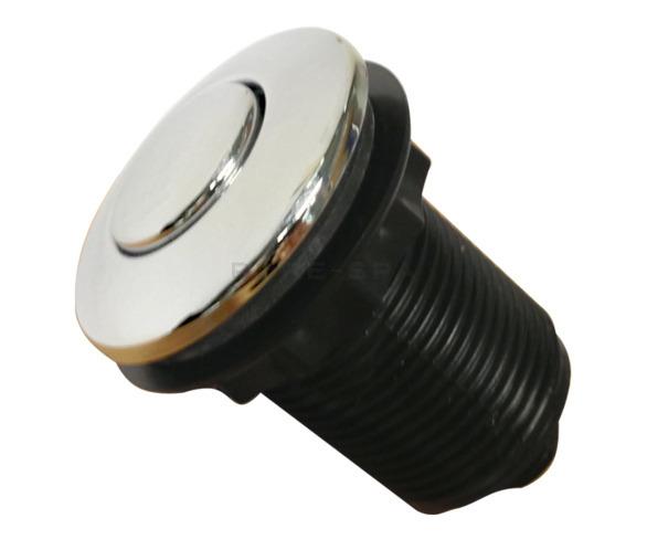 Tecmark Air Button - Stainless 46mm Ø