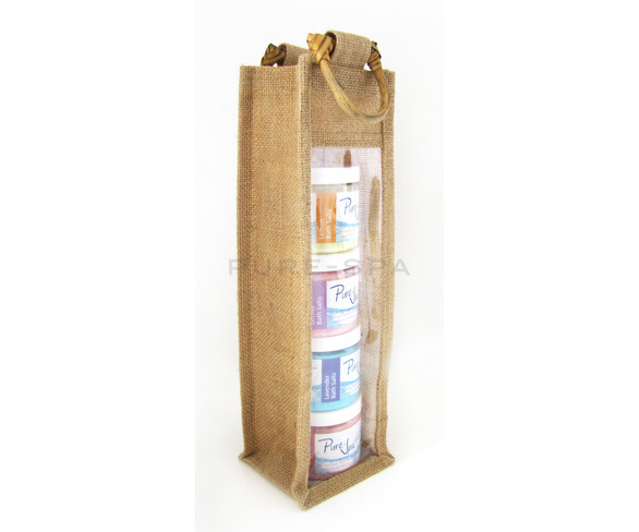 Pure-Spa Dead Sea Bath Salts Selection 4 x 250g - RELAXING