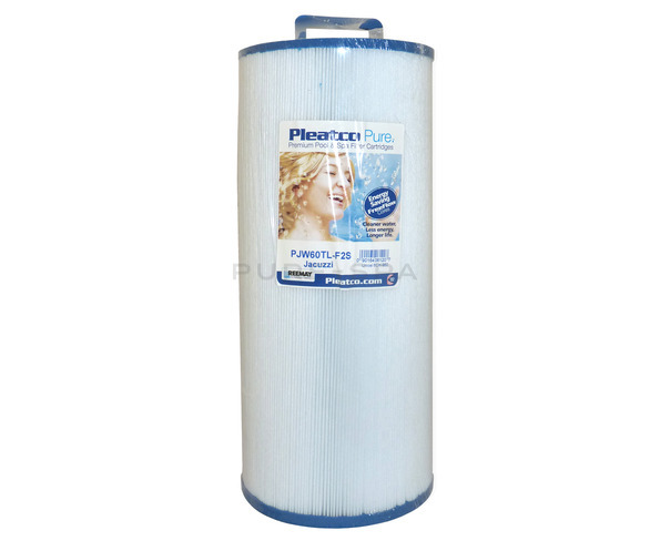 Pleatco Hot Tub Filter Cartridge - PJW60TL-F2S