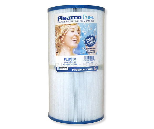 Pleatco Hot Tub Filter Cartridge - PLBS50