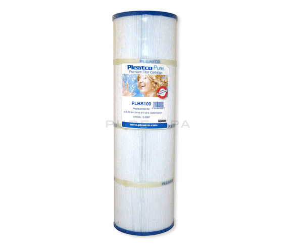 Pleatco Hot Tub Filter Cartridge - PMT27.5