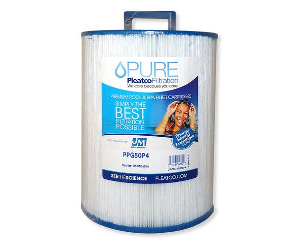 Pleatco Hot Tub Filter Cartridge - PPG50P4