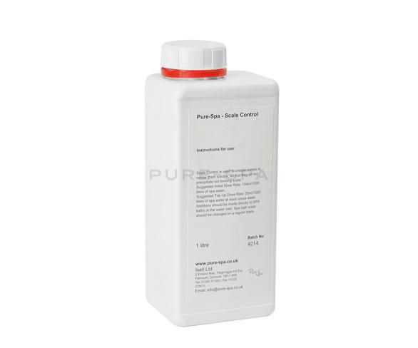 Pure-Spa Scale Control
