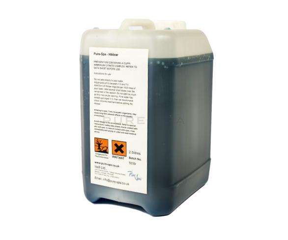 Pure-Spa Hiklear Algicide 2.5L