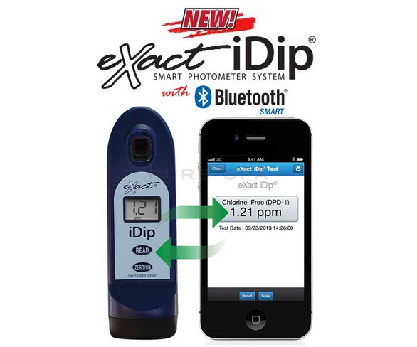 eXact iDip Photometer (For Pools and Spas)