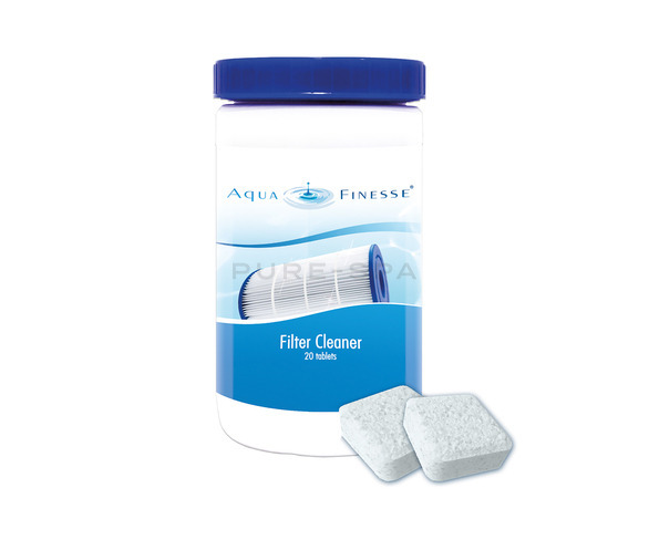 AquaFinesse Filter Cleaner Tablets
