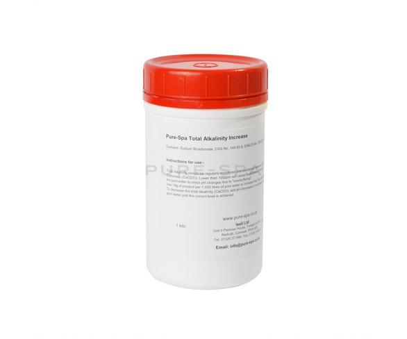 Pure-Spa Total Alkalinity Increase 5KG