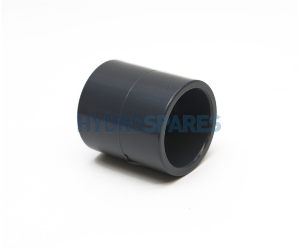 "3.00"" Inch PVC Coupler Straight - Equal"