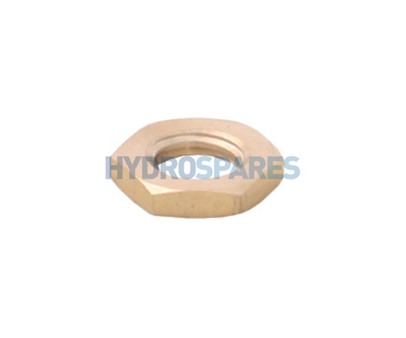 "3/8"" Brass Nut for Air Jet"