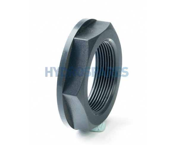 PVC Back Nut - 1/2 Inch